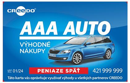 CREEDO AAA Auto sk